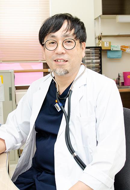 写真:そだクリニック副院長 大谷 悟